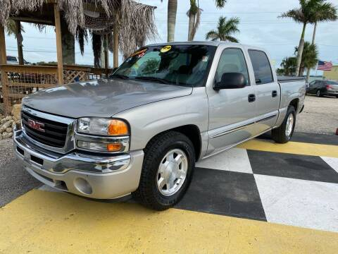 2005 GMC Sierra 1500 for sale at D&S Auto Sales, Inc in Melbourne FL