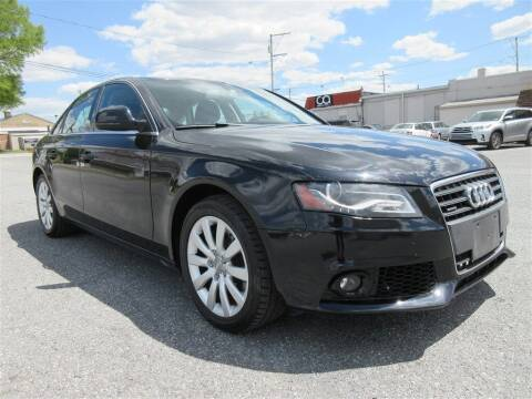 2009 Audi A4 for sale at Cam Automotive LLC in Lancaster PA