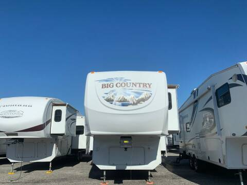 2008 Heartland Big Country 3250TS for sale at Ezrv Finance in Willow Park TX