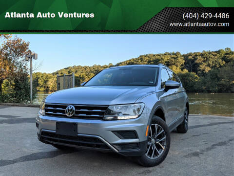 2020 Volkswagen Tiguan for sale at Atlanta Auto Ventures in Roswell GA
