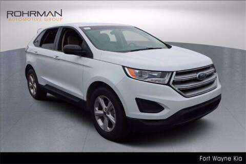 2018 Ford Edge for sale at BOB ROHRMAN FORT WAYNE TOYOTA in Fort Wayne IN
