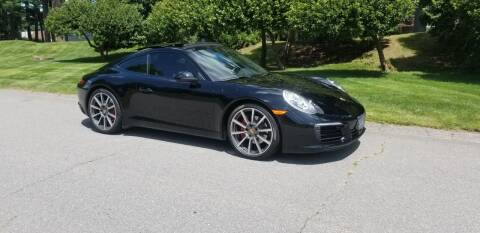 2018 Porsche 911 for sale at Classic Motor Sports in Merrimack NH