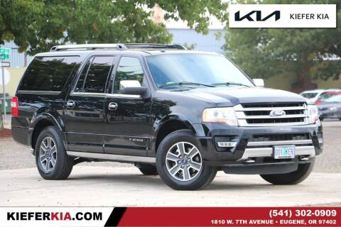 2017 Ford Expedition EL for sale at Kiefer Kia in Eugene OR