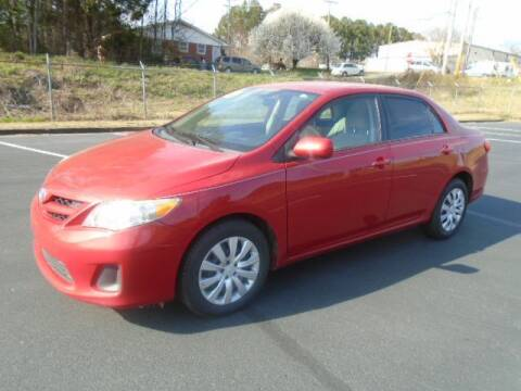 2012 Toyota Corolla for sale at Atlanta Auto Max in Norcross GA