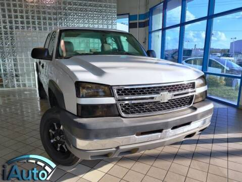 2006 Chevrolet Silverado 2500HD for sale at iAuto in Cincinnati OH