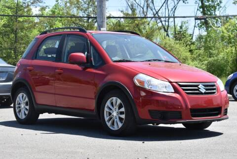 2013 Suzuki SX4 Crossover for sale at GREENPORT AUTO in Hudson NY