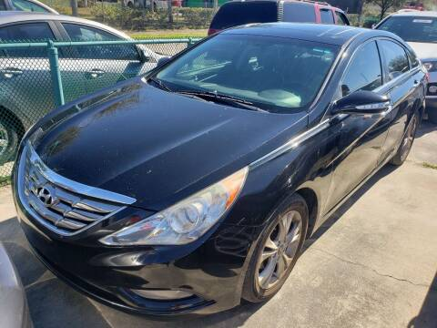 2011 Hyundai Sonata for sale at Track One Auto Sales in Orlando FL