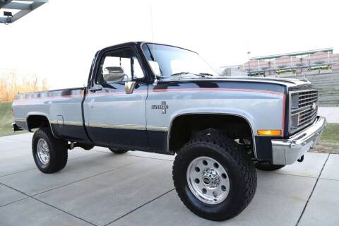 1984 Chevrolet C/K 20 Series for sale at George's Used Cars Inc in Orbisonia PA