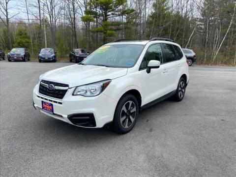2018 Subaru Forester for sale at North Berwick Auto Center in Berwick ME