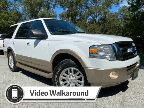2011 Ford Expedition for sale at Byron Thomas Auto Sales, Inc. in Scotland Neck NC