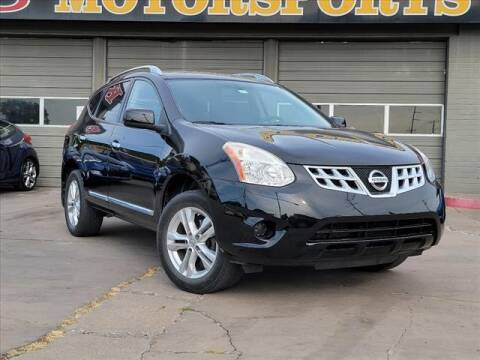 2012 Nissan Rogue for sale at KC MOTORSPORTS in Tulsa OK