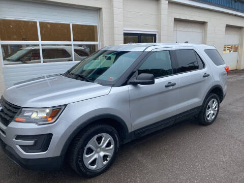 2016 Ford Explorer for sale at Ogden Auto Sales LLC in Spencerport NY