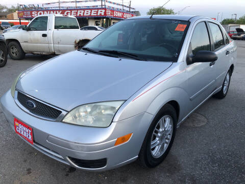 2005 Ford Focus for sale at Sonny Gerber Auto Sales in Omaha NE