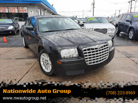 2006 Chrysler 300 for sale at Nationwide Auto Group in Melrose Park IL