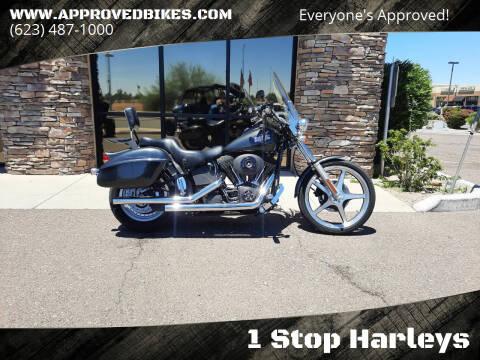 2005 Harley-Davidson Night Train FXSTBI for sale at 1 Stop Harleys in Peoria AZ