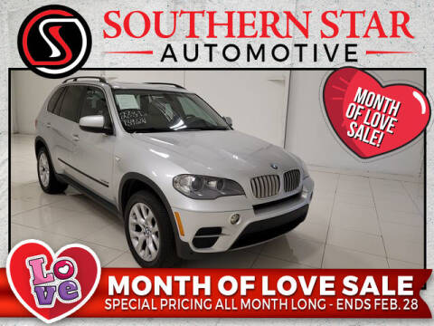 2013 BMW X5 for sale at Southern Star Automotive, Inc. in Duluth GA