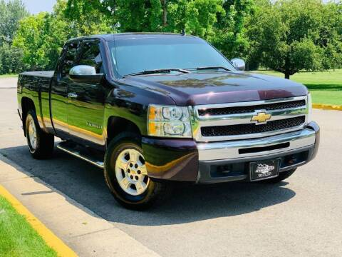 2009 Chevrolet Silverado 1500 for sale at Boise Auto Group in Boise ID