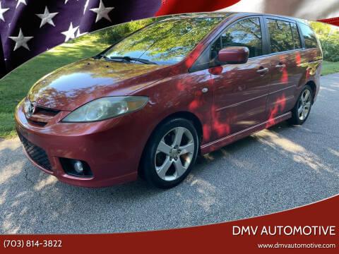 2006 Mazda MAZDA5 for sale at DMV Automotive in Falls Church VA