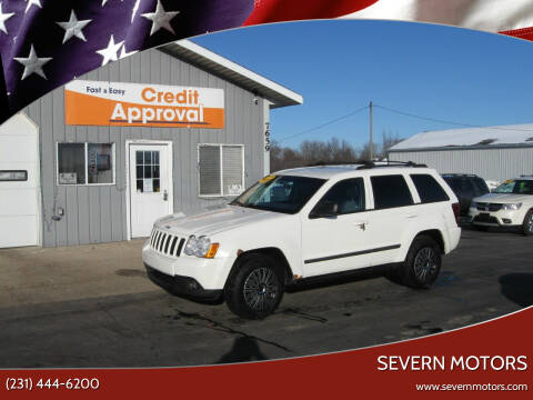 2009 Jeep Grand Cherokee for sale at Severn Motors in Cadillac MI