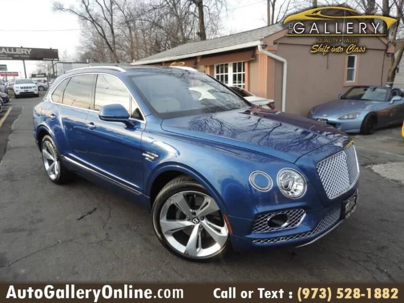 2017 Bentley Bentayga for sale in Lodi, NJ