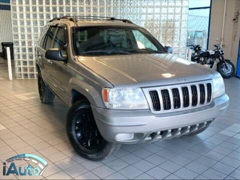 2001 Jeep Grand Cherokee for sale at iAuto in Cincinnati OH