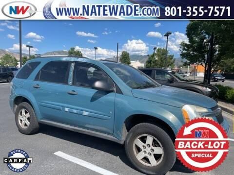2008 Chevrolet Equinox for sale at NATE WADE SUBARU in Salt Lake City UT