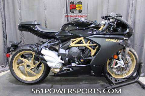 2020 MV Agusta Superveloce 800 for sale at Powersports of Palm Beach in Hollywood FL