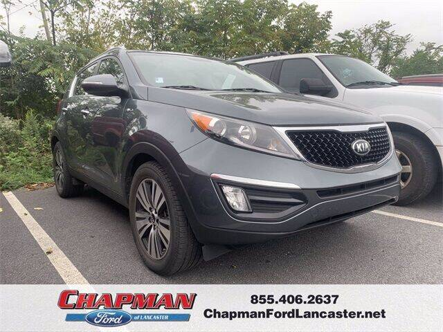2015 Kia Sportage for sale at CHAPMAN FORD LANCASTER in East Petersburg PA