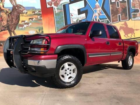 2007 Chevrolet Silverado 1500 Classic for sale at Sparks Autoplex Inc. in Fort Worth TX