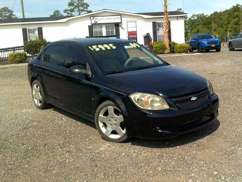 2009 Chevrolet Cobalt for sale at Let's Go Auto Of Columbia in West Columbia SC