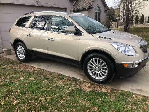 2009 Buick Enclave for sale at Nice Cars in Pleasant Hill MO