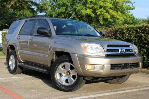 2005 Toyota 4Runner for sale at DFW Universal Auto in Dallas TX