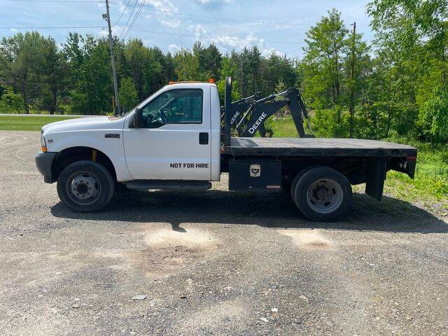 2002 Ford F-450 Super Duty for sale at Upstate Auto Sales Inc. in Pittstown NY