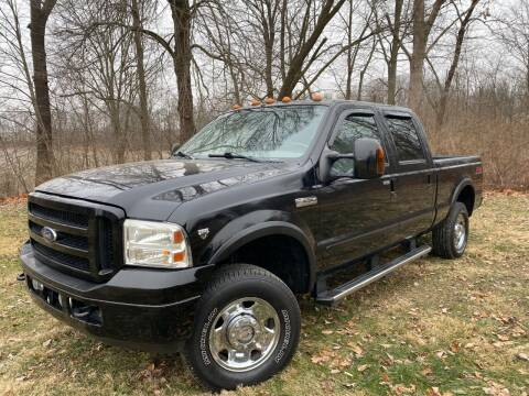 2006 Ford F-250 Super Duty for sale at Kenny Vice Ford Sales Inc - USED Vehicle Inventory in Ladoga IN
