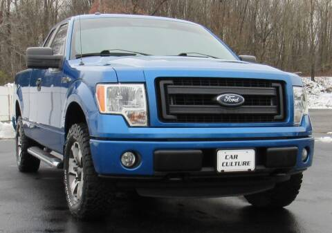 2013 Ford F-150 for sale at Car Culture in Warren OH