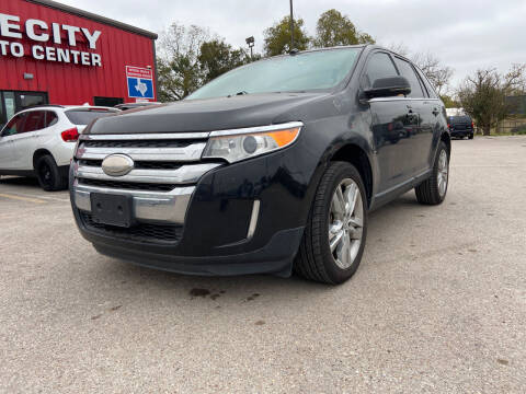 2013 Ford Edge for sale at Space City Auto Center in Houston TX