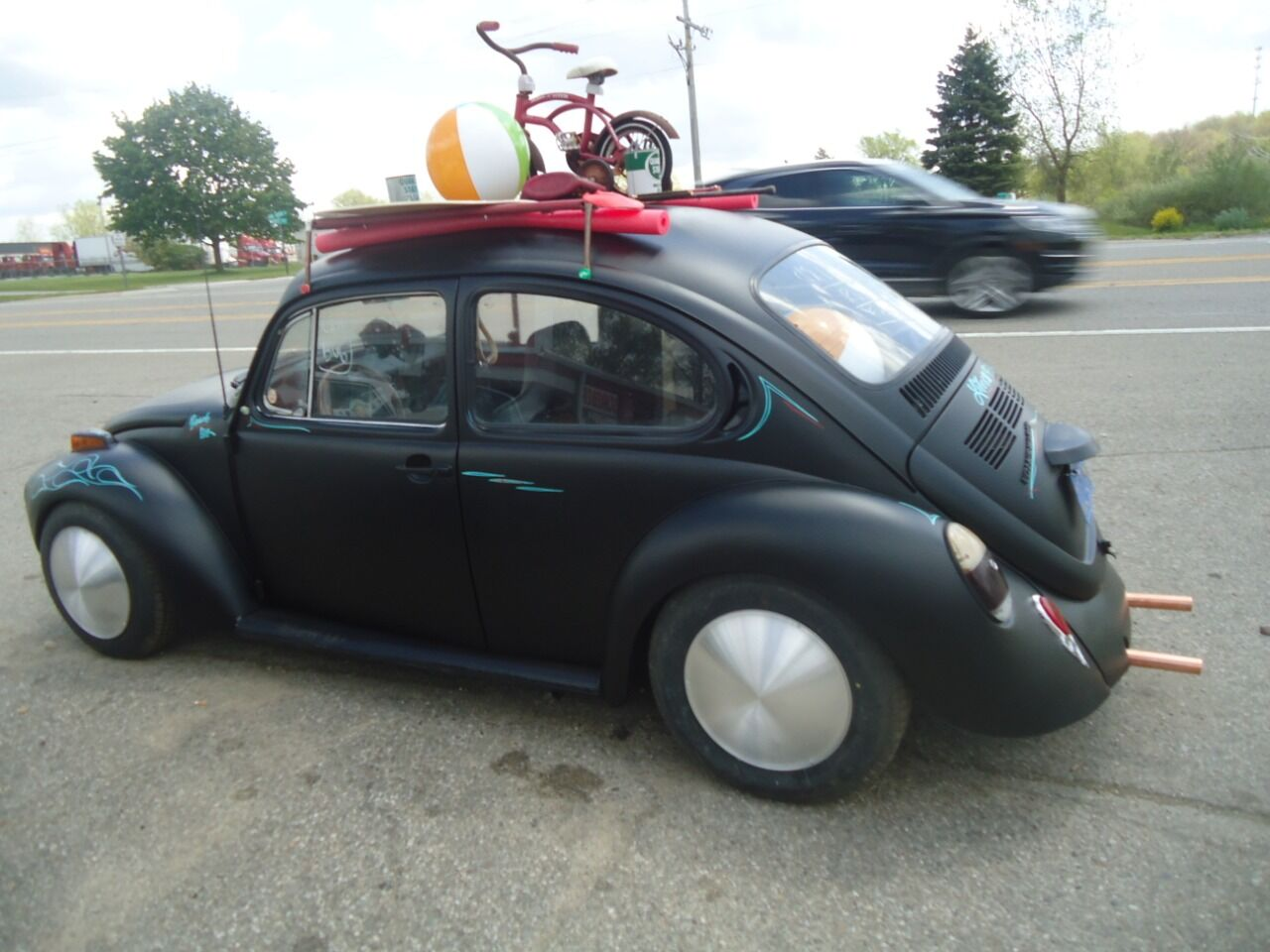 Used 1974 Volkswagen Beetle For Sale Carsforsale Com