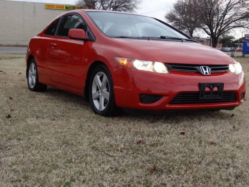2006 Honda Civic for sale at 123 Car 2 Go LLC in Dallas TX