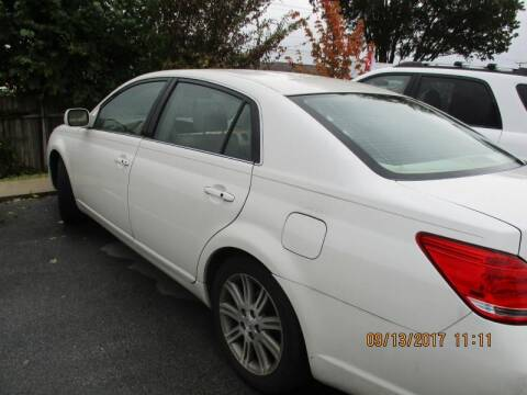 2006 Toyota Avalon for sale at Z Motors in Chattanooga TN
