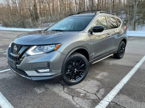 2018 Nissan Rogue for sale at Lifetime Automotive LLC in Middletown OH