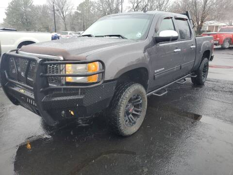 2010 GMC Sierra 1500 for sale at Bailey Family Auto Sales in Lincoln AR