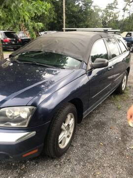 2004 Chrysler Pacifica for sale at PREOWNED CAR STORE in Bunker Hill WV