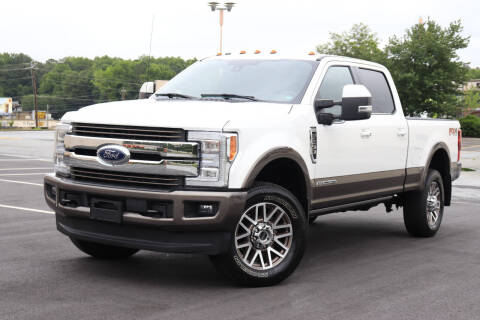 2017 Ford F-250 Super Duty for sale at Auto Guia in Chamblee GA