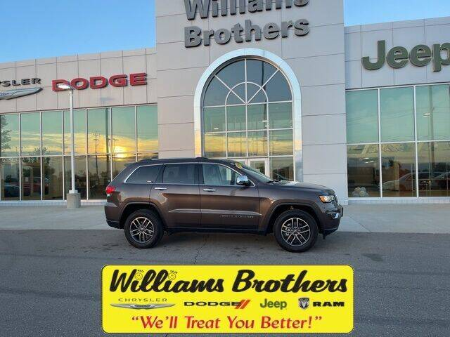 2019 Jeep Grand Cherokee for sale in Monroe, MI