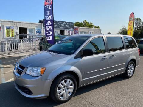 2014 Dodge Grand Caravan for sale at Black Diamond Auto Sales Inc. in Rancho Cordova CA