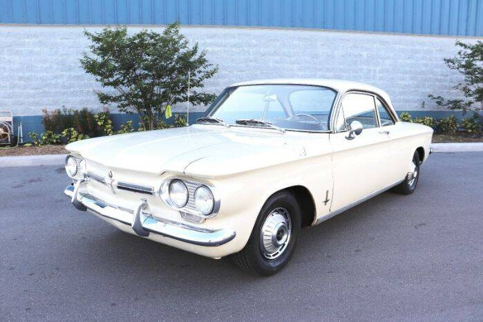 1962 Chevrolet Corvair for sale in Cadillac, MI