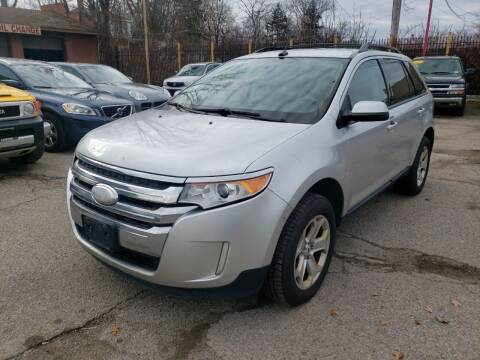 2012 Ford Edge for sale at Automotive Center in Detroit MI