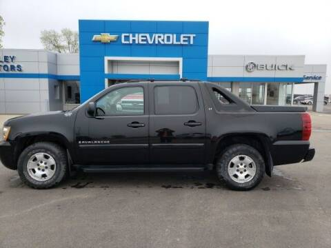2008 Chevrolet Avalanche for sale at Finley Motors in Finley ND