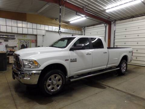 2018 RAM Ram Pickup 2500 for sale at Liberty Motors Ltd. in West Liberty OH