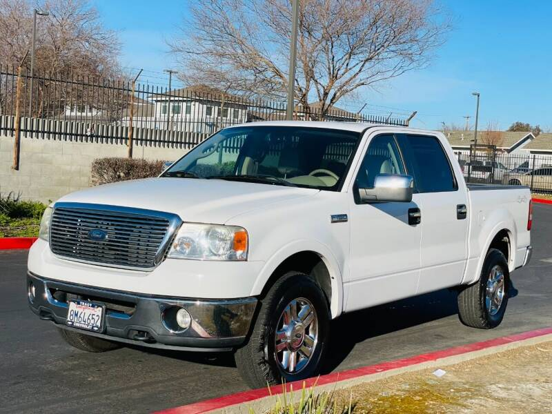 2007 Ford F-150 for sale at United Star Motors in Sacramento CA